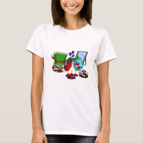 Norooz Cartoon T-Shirt