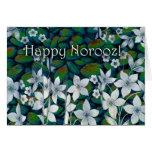 Norooz feliz, Año Nuevo persa Felicitación
