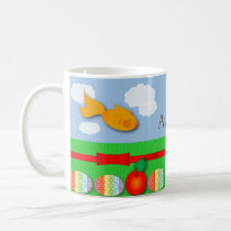 Norooz Fish Personalized Mug