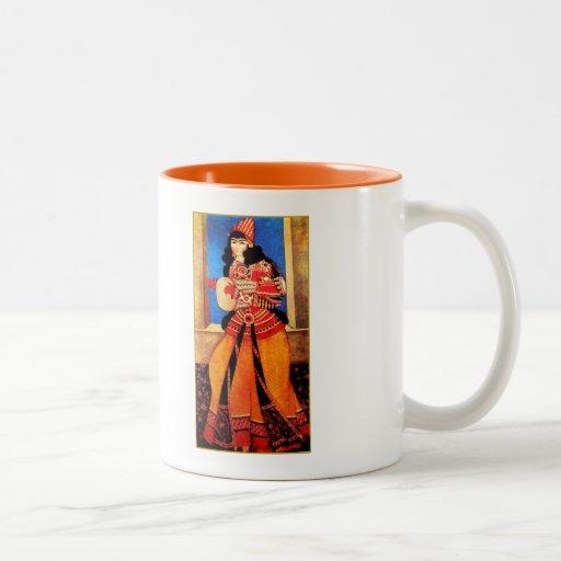 Norooz Mubarak. Persian New Year Gift Mug