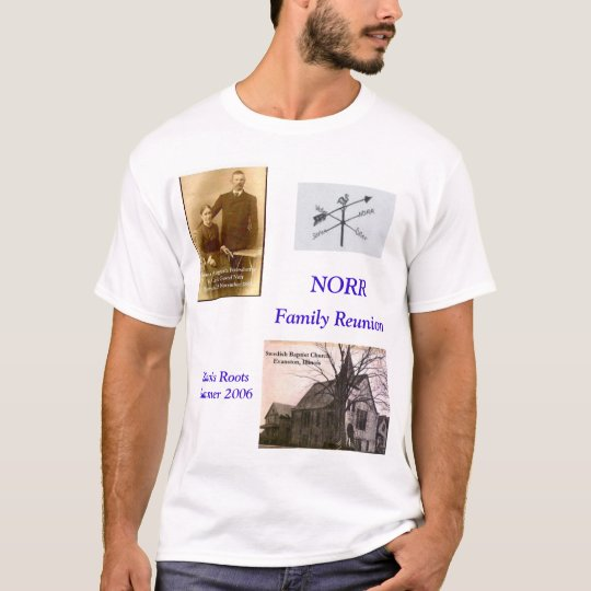 Norr 2006 Family Reunion Shirt
