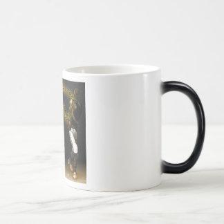 Norren V9 11 Oz Magic Heat Color-Changing Coffee Mug