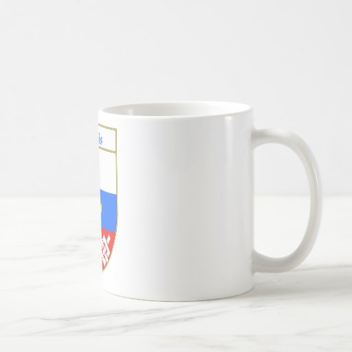 Norris Coat of Arms/Family Crest Mugs