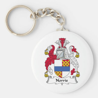 Norris Family Crest Keychain