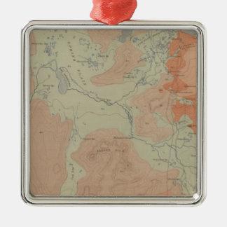 Norris Geyser Basin Ornament