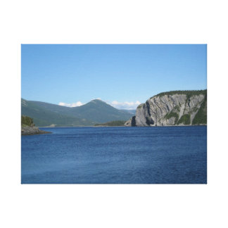 Norris Point Newfoundland Canada - horizontal Canvas Print