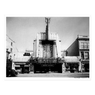 NorrisTheaterB&WH Postcard
