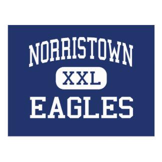 Norristown - Eagles - Area - Norristown Postcard