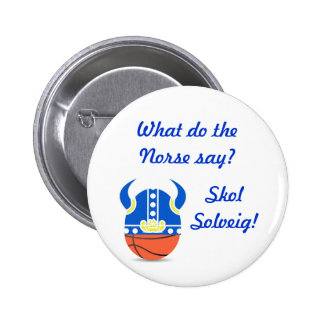 Norse Bball Pin