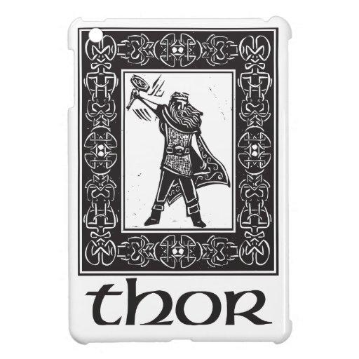 Norse God Thor iPad Mini Case