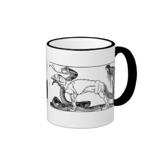 Norse Mythology - Scenes of Loki Mug