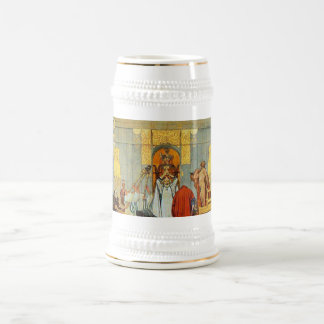 Norse Mythology - The Midwinter Blot Beer Stein