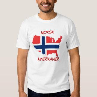 Norsk Amerikaner (Norwegian American) T-Shirt