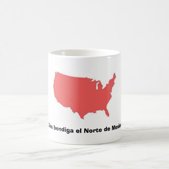 Norte de Mexico Coffee Mug