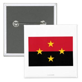 Norte de Santander Flag Pinback Buttons