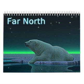 Norte lejano 2013 calendarios