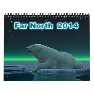 Norte lejano 2014 calendario
