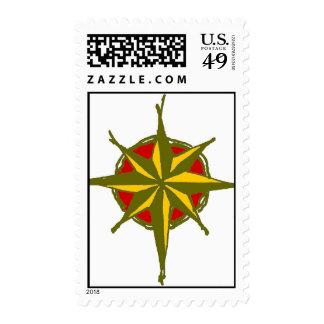 norte verdadero sellos