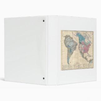 "Norte y mapa étnico de Suramérica a partir de 1880 Carpeta 1"""