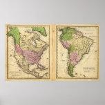 Norte y Suramérica Impresiones