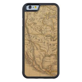 Norteamérica 10 funda de iPhone 6 bumper arce