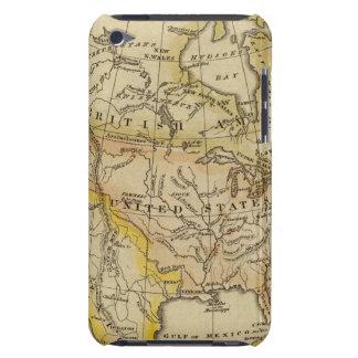 Norteamérica 10 iPod touch Case-Mate cárcasa