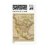 Norteamérica 10 sellos