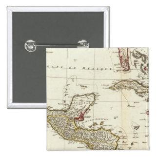 Norteamérica 1763 límites pin