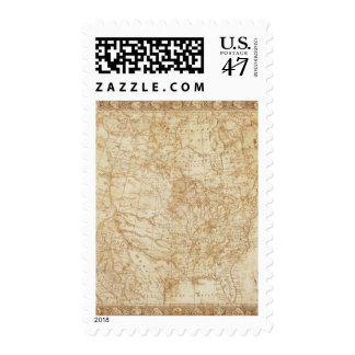 Norteamérica 1804 estampillas