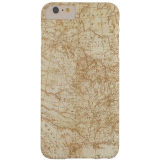 Norteamérica 1804 funda de iPhone 6 plus barely there