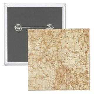 Norteamérica 1804 pin cuadrado