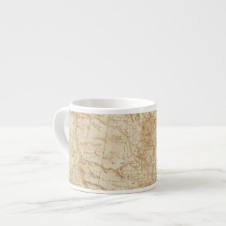 Norteamérica 1804 taza espresso