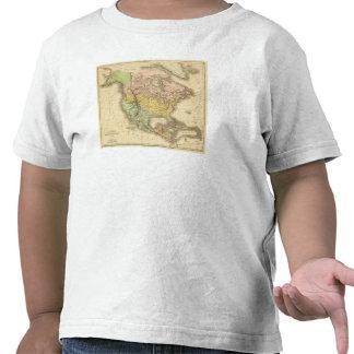 Norteamérica 20 camiseta