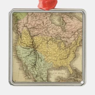 Norteamérica 20 ornamento para arbol de navidad