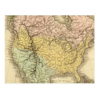 Norteamérica 20 postales
