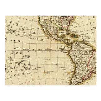 Norteamérica 22 postal