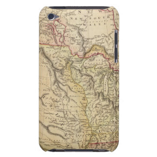Norteamérica 26 barely there iPod protectores