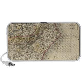 Norteamérica 26 iPod altavoz