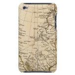 Norteamérica 27 iPod touch coberturas