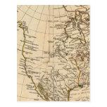 Norteamérica 27 tarjetas postales