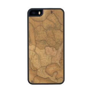 Norteamérica 29 2 funda de arce carved® para iPhone 5