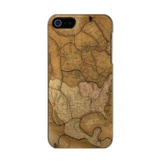Norteamérica 29 2 funda para iPhone 5 incipio feather shine