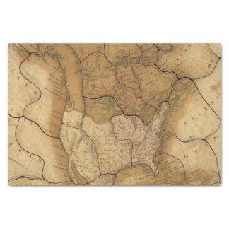 Norteamérica 29 2 papel de seda pequeño
