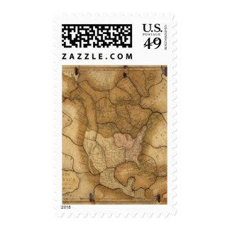 Norteamérica 29 sellos postales
