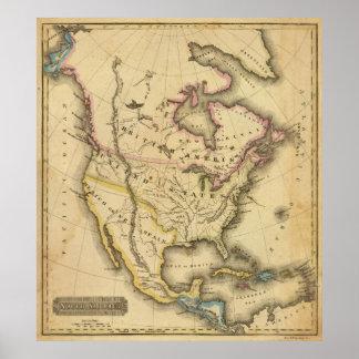 Norteamérica 37 poster