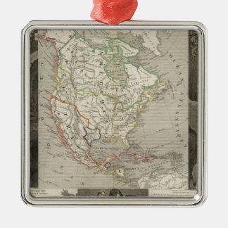 Norteamérica 39 adornos de navidad