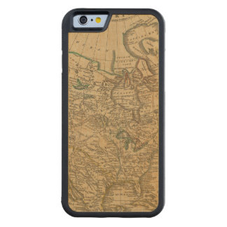 Norteamérica 3 funda de iPhone 6 bumper arce