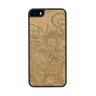 Norteamérica 3 funda de madera para iPhone 5