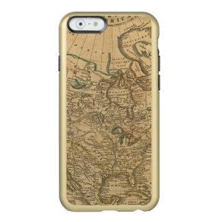 Norteamérica 3 funda para iPhone 6 plus incipio feather shine
