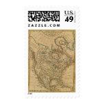 Norteamérica 3 sellos